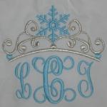 FROZEN Princess Crown - SAA