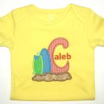 This design is available in all letters of the alphabet.  PA