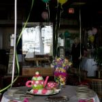 Anna Leigh turned 3 and had a wonderful Tea Party.
