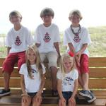 5 Sweet Cousins Sharing Time @ Tybee